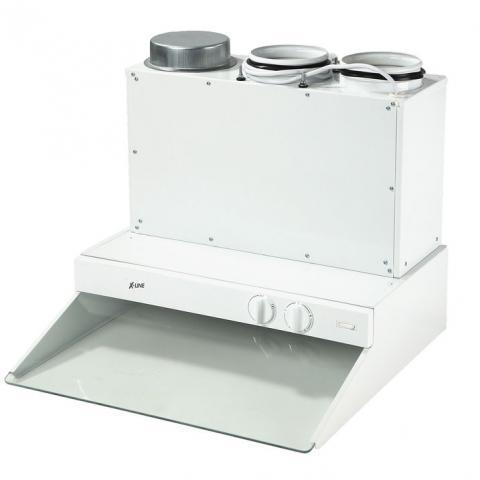 Vallox TTX500 X-Line valkoinen