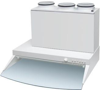 Swegon CASA 600 2002 Valkoinen