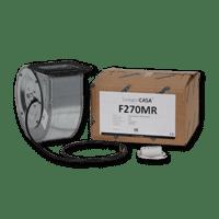 Puhallinpakkaus 270M R-mallin tulo / poisto