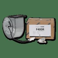 Puhallinpakkaus F400 R-mallin tulo / poisto