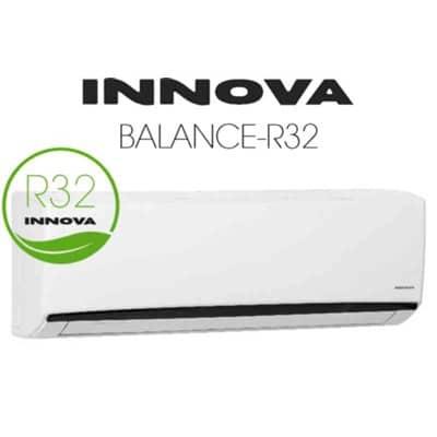 Ilmalämpöpumppu Innova ILP IGZL 09 NI/NO Balance R32