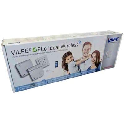 Vilpe Eco Ideal Wireless ilmanvaihdon ohjauspaketti