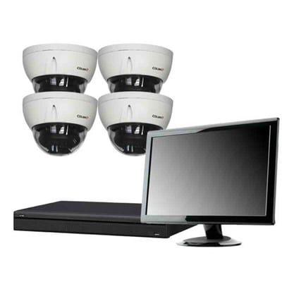 Kamerapaketti Colibri 8-kanavainen IP-kameravalvonta